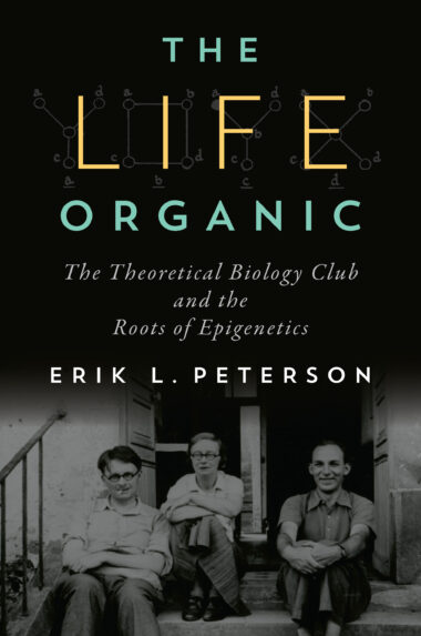 Book cover: The Life Organic