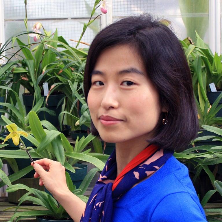 photo of Yushu Chen