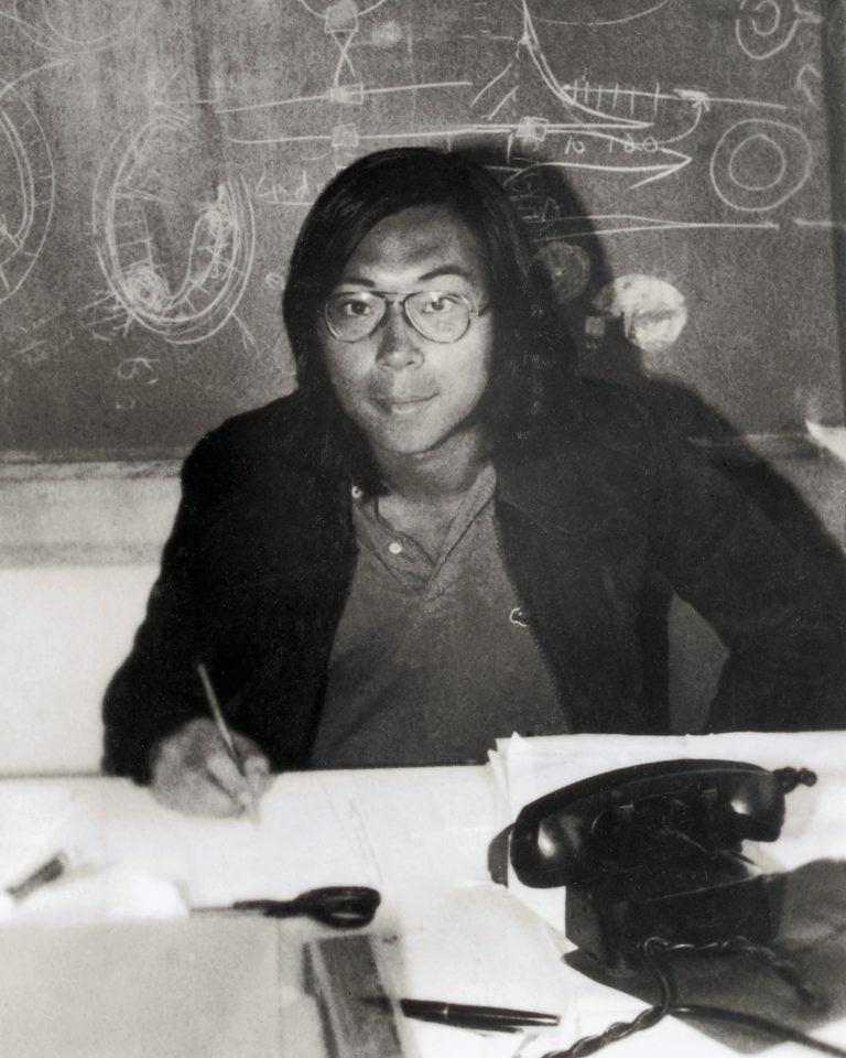 photo of Bob Tjian, 1977