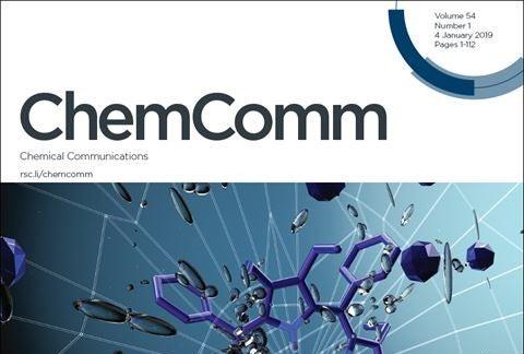 ChemComm Journal Cover
