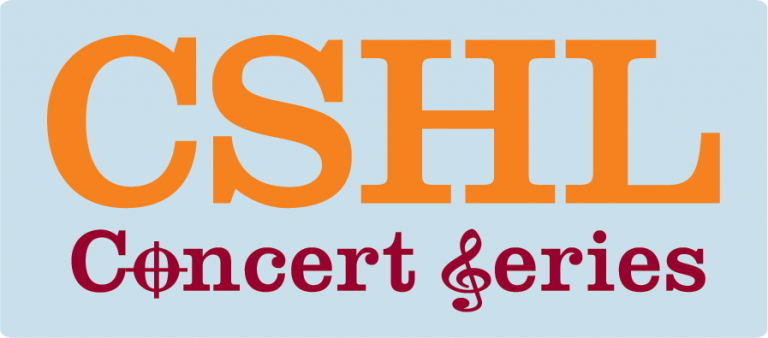 image of the CSHL concert series logo