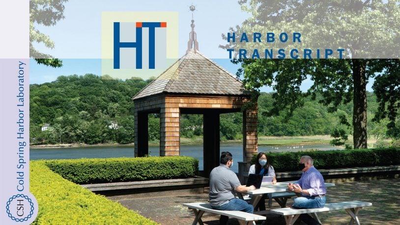 image of the Harbor Transcript Summer 2021 edition