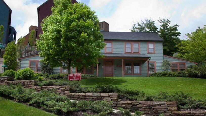 photo of Urey Cottage, School of Biological Sciences