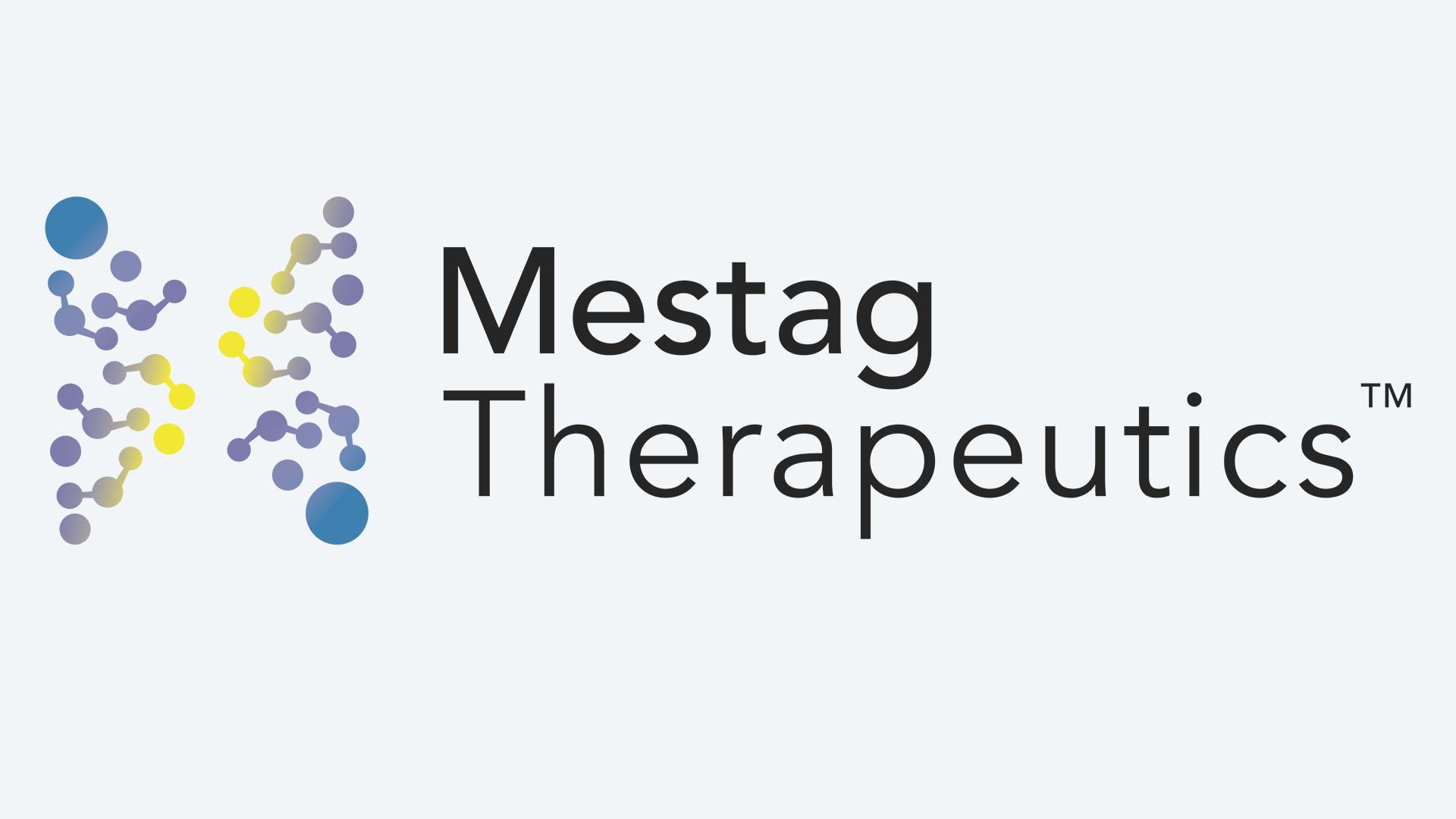 image of the Mestag Therapeutics™ logo